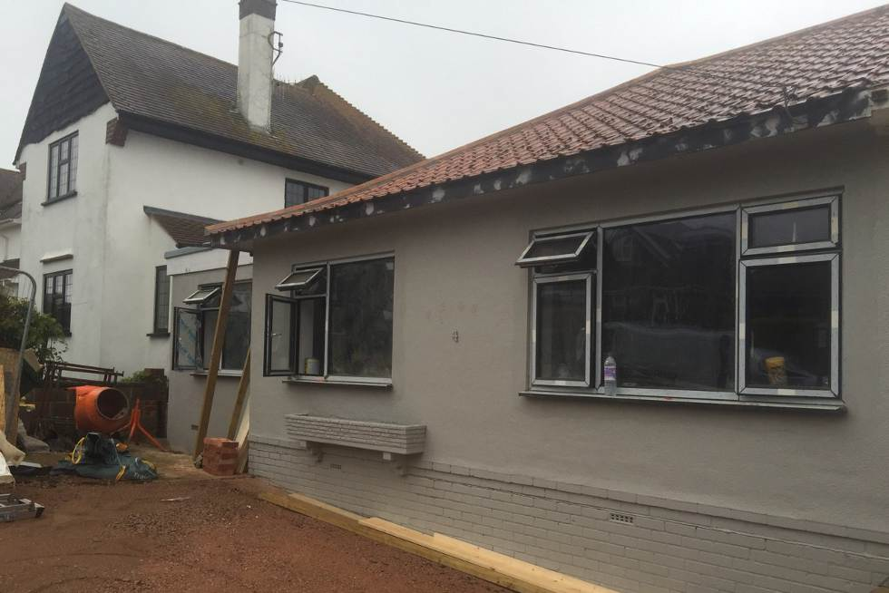 House Extension Project Bevendean