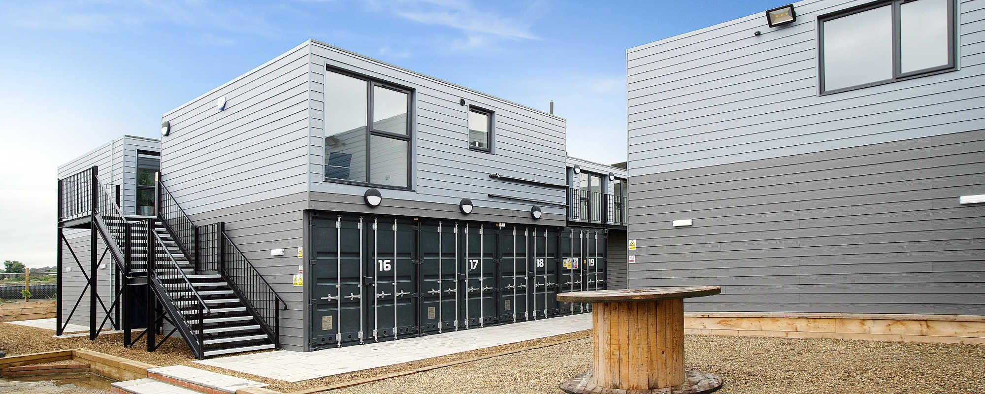 Innovation Studios, Strood - Modular Construction Project
